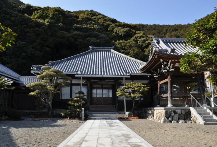 長楽寺 多目的会館