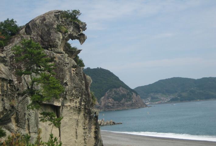 世界遺産 獅子岩